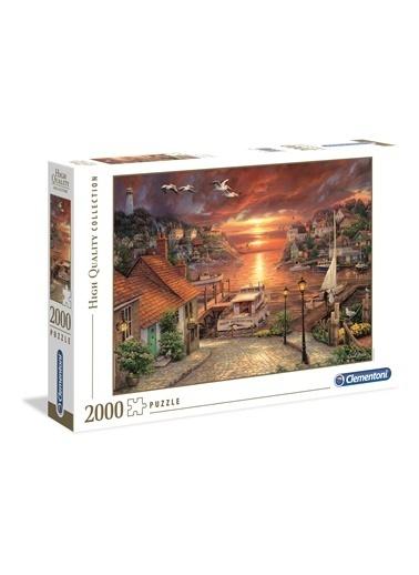 Clementoni 2000 Parça Puzzle New Horızons Renkli